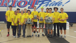 FHS VEX Robotics 2nd in World Championships
