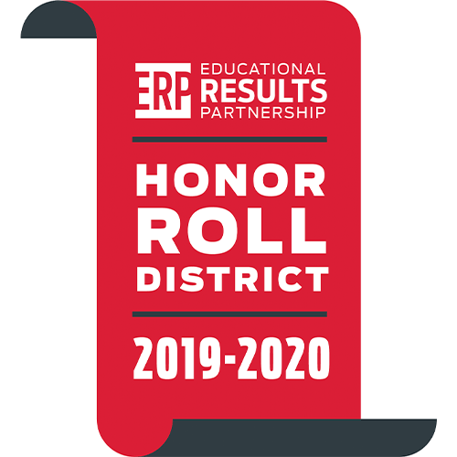 Educational Results Partnership, Honor Roll District 2019-2020