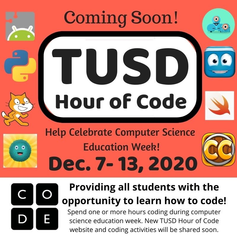 TUSD Hour of Code