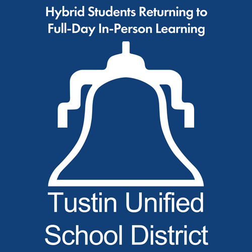 Hybrid Students Returning to Full-Day In-Person Learning
