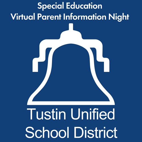 Special Education Virtual Parent Information Night
