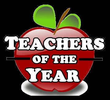 Teachers of the Year graphic