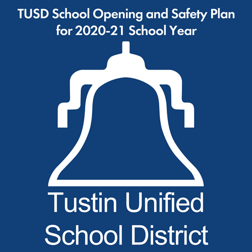 TUSD School Opening and Safety Plan for 2020-21 School Year