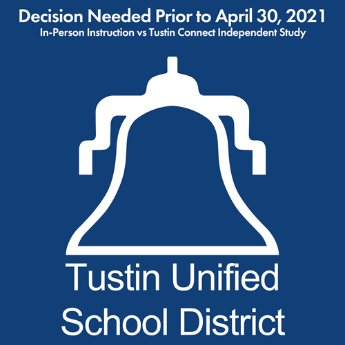 Decision Needed Prior to April 30, 2021