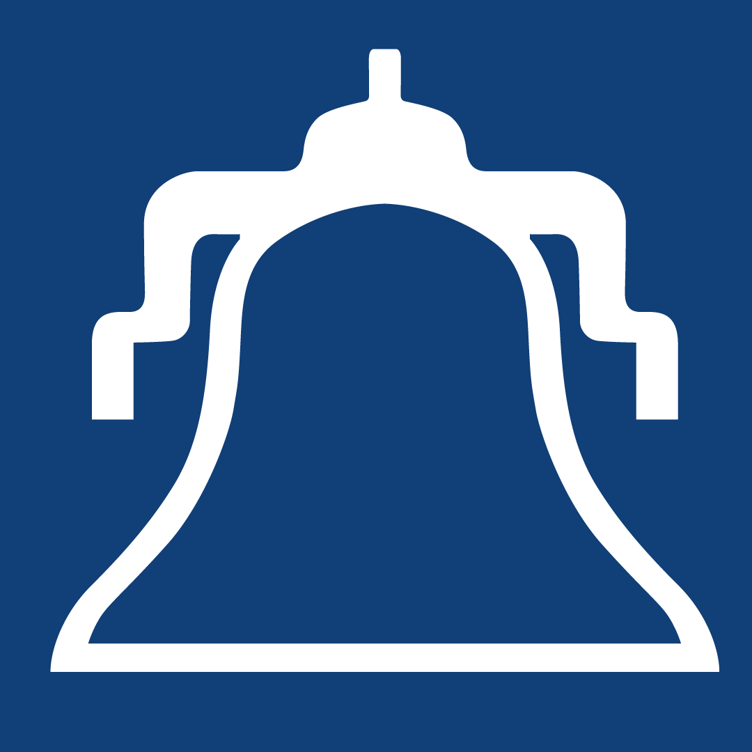 Tustin Unified Bell Logo