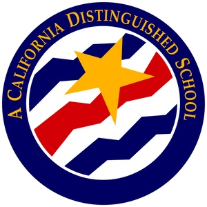 California Distinguished Schools Logo
