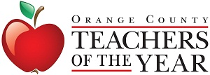 Orange County Teachers of the Year Logo