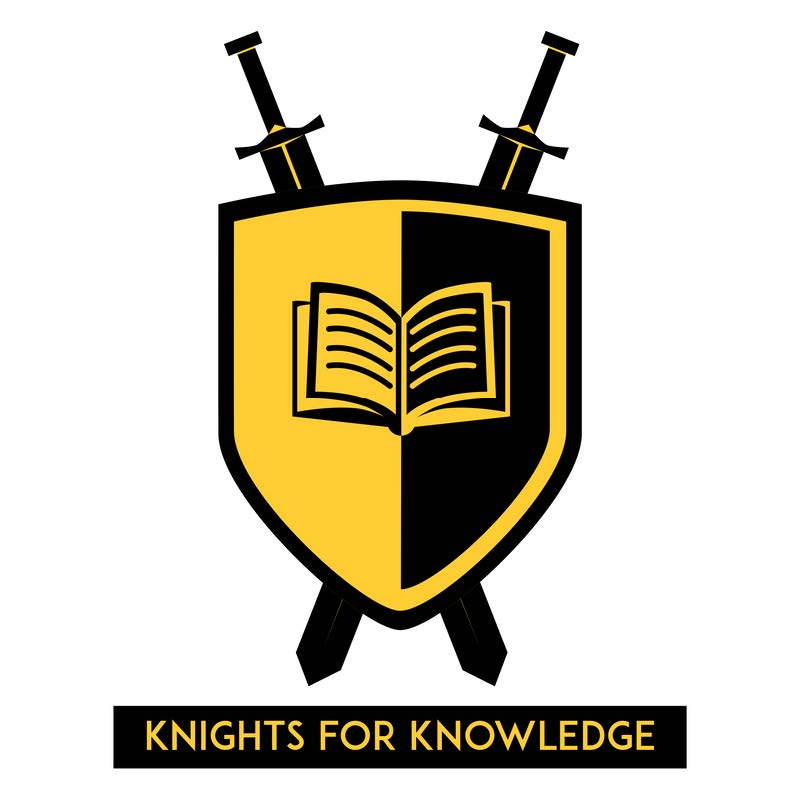 Knights for Knowledge Logo