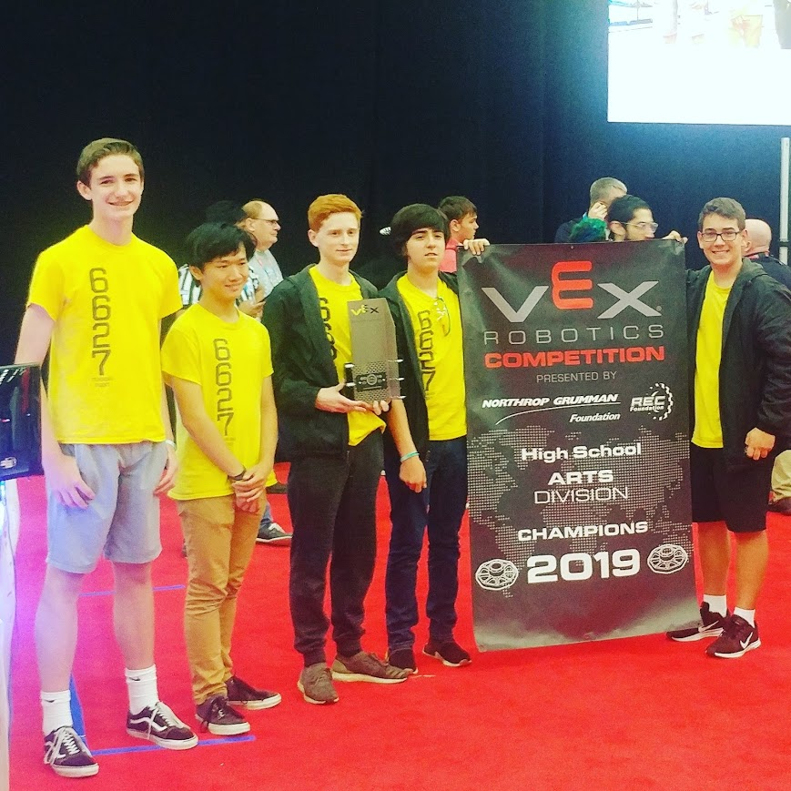 VEX Worlds Team A