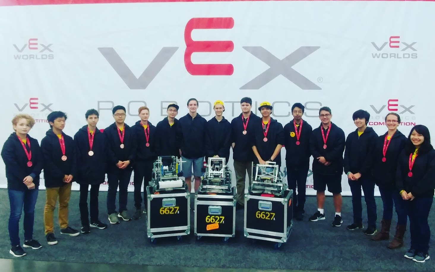 VEX Worlds Team