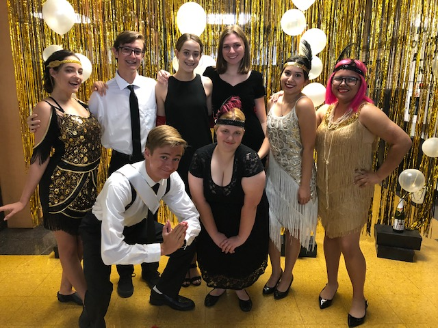 ATA 1920's Performance at Assembly 2