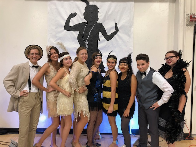 ATA 1920's Performance at Assembly