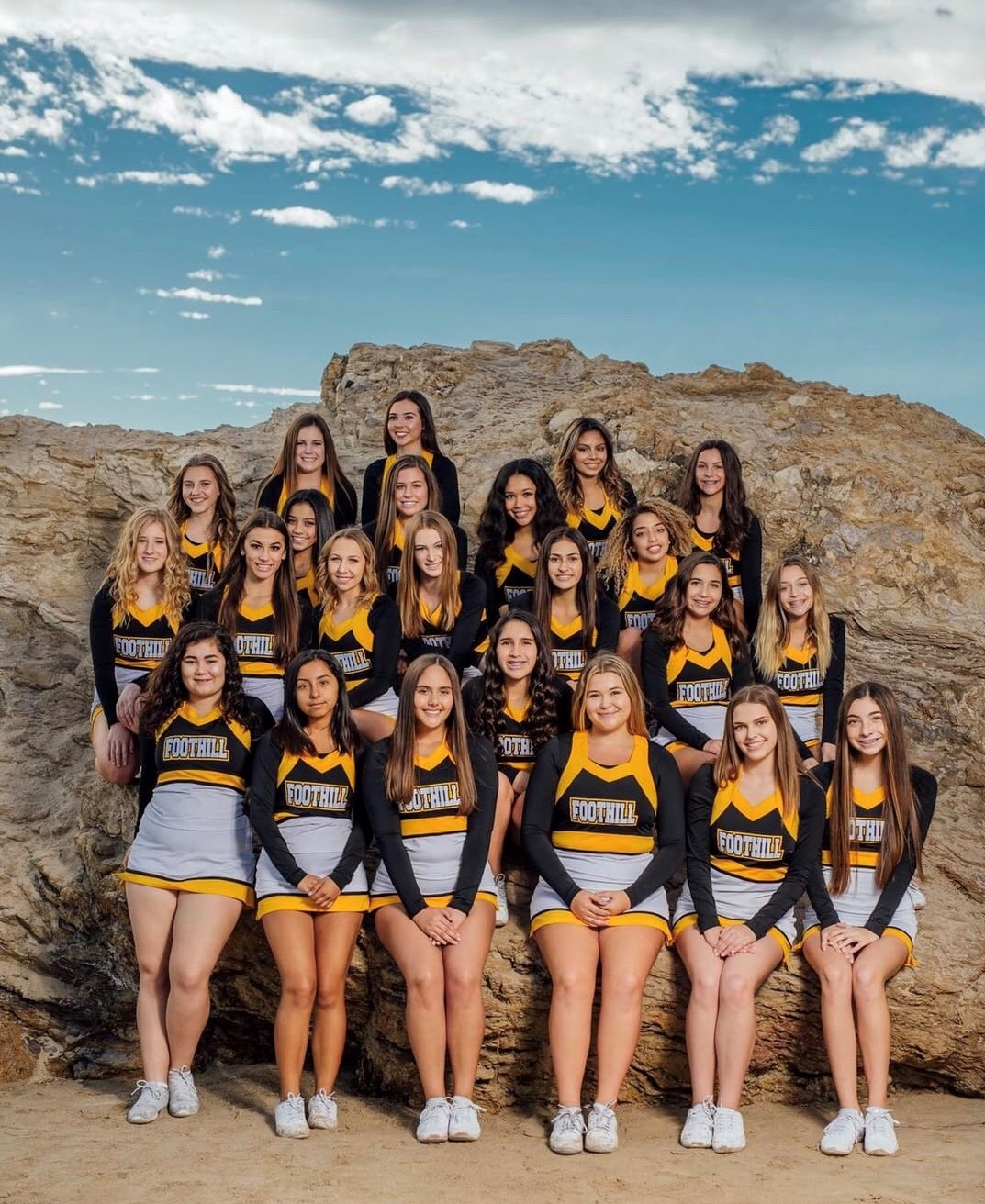 FHS Cheer Team