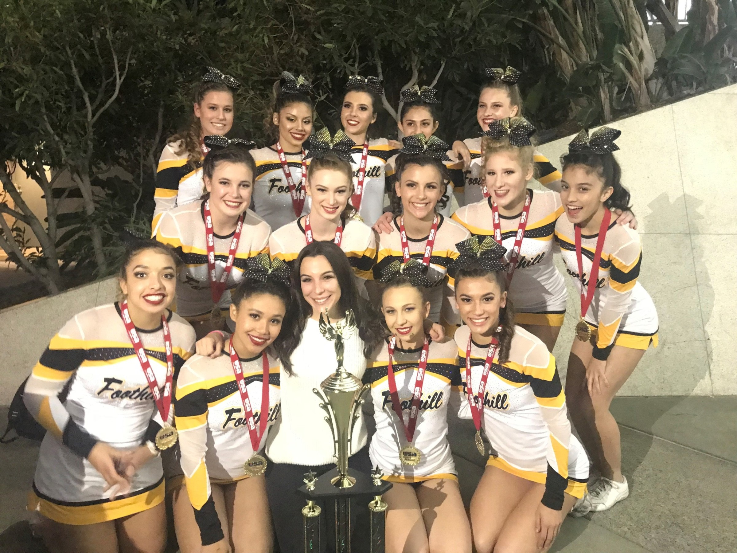 USA Spirit Nationals 2nd Place