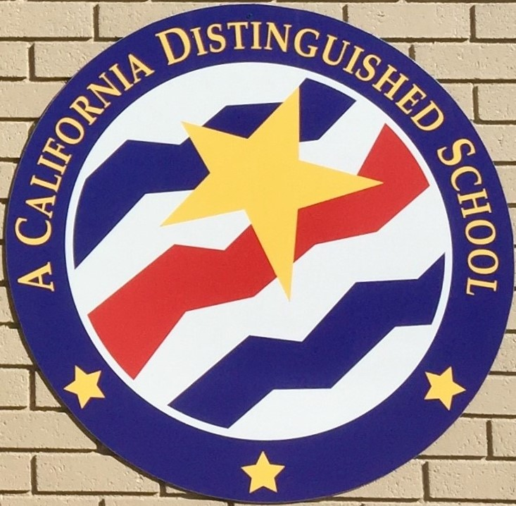 Image of California Distinguished School Seal
