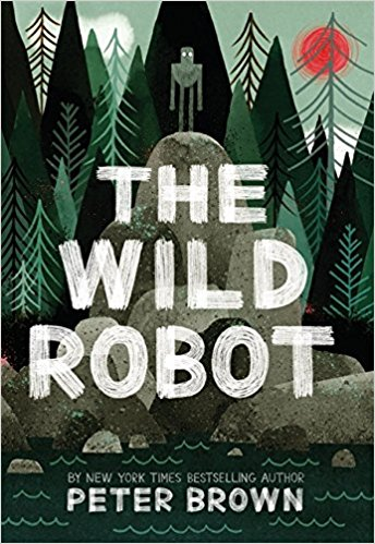 The Wild Robot book image by Peter Brown