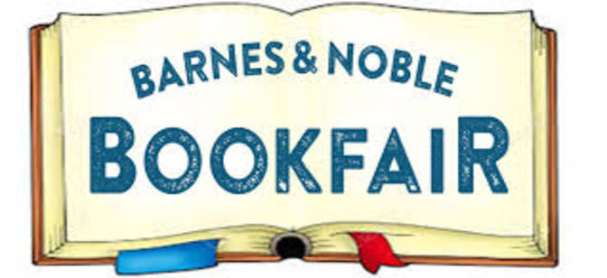 Barnes and Noble Book Fair for Myford Elementary
