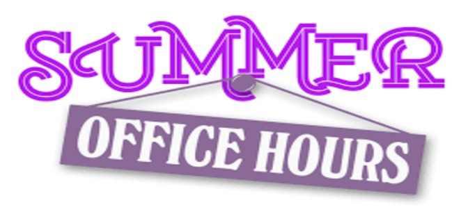 Summer Office Hours at Myford Elementary