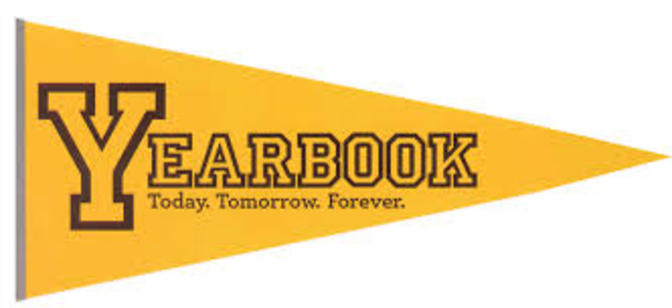 Yearbooks at Myford Elementary