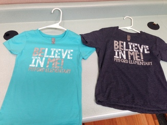 Short-Sleeves Spirit Wear Sample
