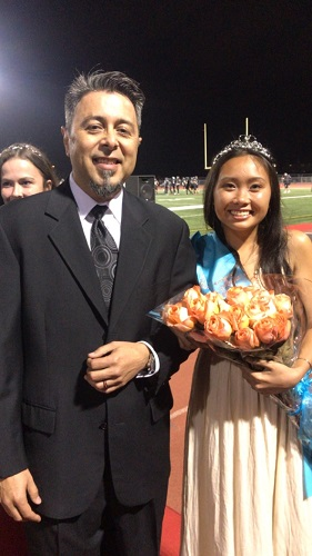 Homecoming Queen, Kim Pham