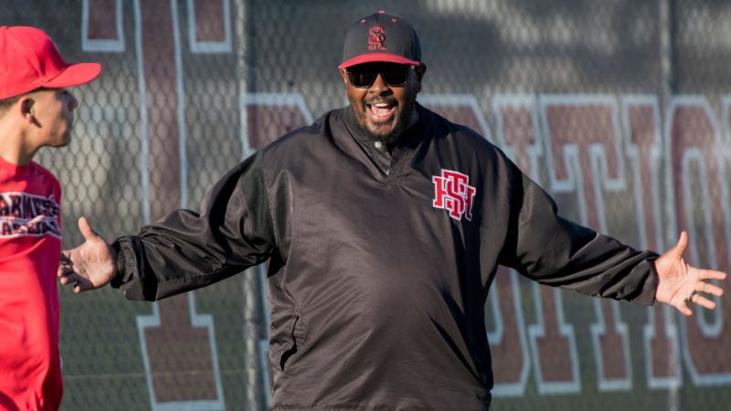 Charles Chatman, Head Baseball Coach