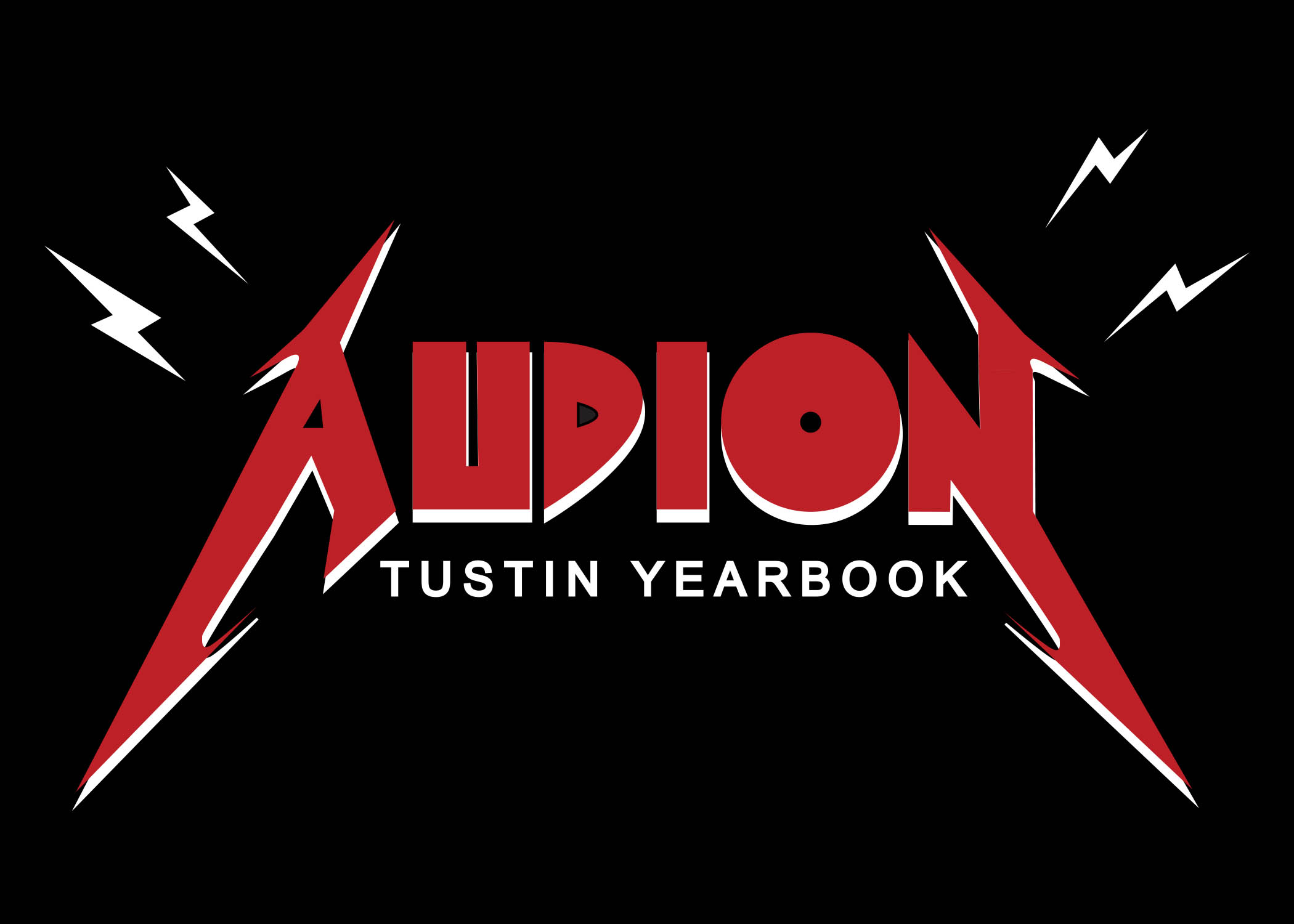 Audion Tustin Yearbook