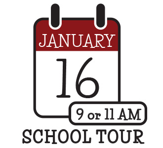 Tustin Memorial School Tour • January 16 • 9 am or 11 am