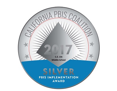 California PBIS Silver Medal Award icon