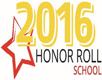 2016 California Honor Roll School icon