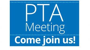PTA Meeting - Come Join Us!