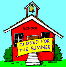 School Closed for the Summer